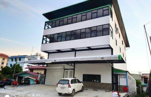 素萬那普機場倉辦樓出 售:15000/平米  租:80/平米